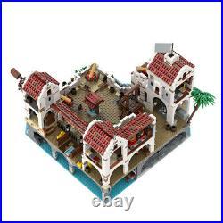 MOC-49155 Eldorado Fortress Pirates of Barracuda Bay Compatible With Lego