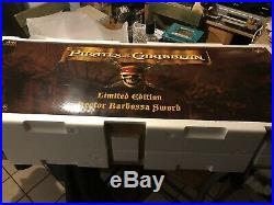 Master Replicas Captain Hector Barbossa Sword Pirates of the Caribbean Prop 11