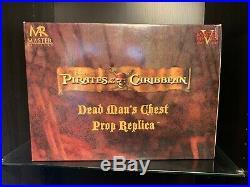 Master Replicas DEAD MANS CHEST Pirates Of The Caribbean Prop Replica 11