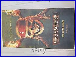 Medicom Toy RAH Real Action Pirates of the Caribbean Jack Sparrow Action Figure