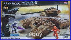 Mega Bloks Halo Wars 96807 Unsc Scorpion 278pcs (ems Only)