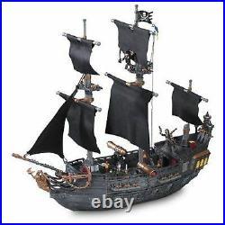 Mega Bloks Pirates of the Caribbean Black Pearl 1017 New & Sealed