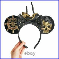 Minnie Mouse Main Attraction Pirates of The Caribbean IN HAND FREE SHIPPING