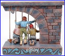NEW Disney Parks Art Jim Shore Pirates of the Caribbean Jail Scene Figurine