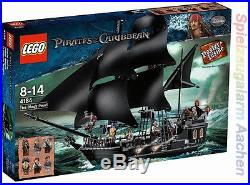 NEW EXCLUSIV LEGO 4184 Pirates of the Caribbean The Black Pearl BNISB