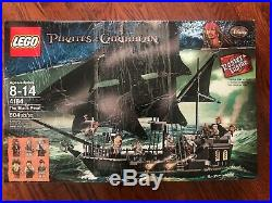 NEW LEGO Pirates of the Caribbean Black Pearl 4184, SEALED
