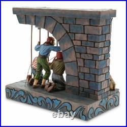 New Disney Parks Jim Shore Pirates Of The Caribbean Pirates Jail Scene Figurine