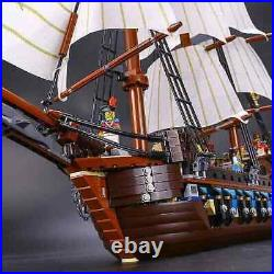 New Imperial Flagship Pirates 10210 UA 22001 Gift Toy Set Fast Shipping