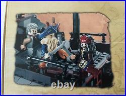 New LEGO The BLACK PEARL 4184 Pirates of the Caribbean Ship Jack Sparrow Disney