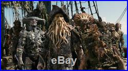 Original Pirates Of The Caribbean DMC & Awe Flying Dutchman Prop Rum Bottle