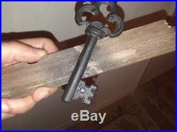 Original Rare Disney Pirates Of The Caribbean Ride Skeleton Key Prop