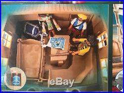 PLAYMOBIL Original Set Pirate Ship 5135 Discontinued / Pulled from Retail New