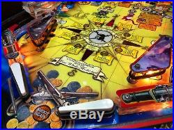 Pinball STERN Pirates of the Caribbean 2006 USED Full Working Cond Flipper