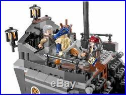 Pirates Of The Caribbean Black Pearl Ship Building Blocks Toys For Kids Exciting