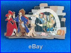 Pirates of the Caribbean ACME tribute fantasy pin Disney limited 50 JUMBO Jack