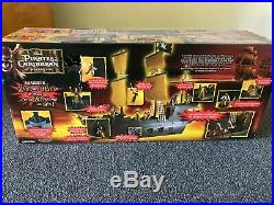 Pirates of the Caribbean Black Pearl Playset Ship