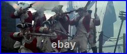 Pirates of the Caribbean British Soldier Uniform Costume Screen Film Used Disney