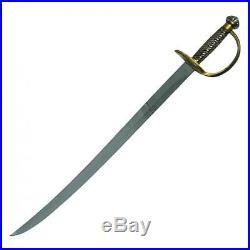 Pirates of the Caribbean Captain Captain Jack Sparrow Cutlass Bow Guard Sword