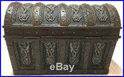 Pirates of the Caribbean Dead Man's Chest and Key! Official Master Replicas