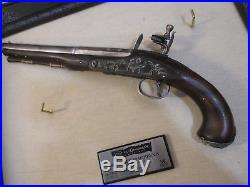 Pirates of the Caribbean JACK SPARROW FLINTLOCK Master Replicas Limited Edition