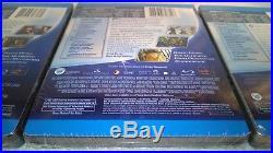 Pirates of the Caribbean Trilogy (2009, Canada) Futureshop Steelbook NEW