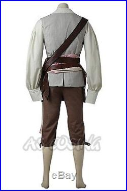 Pirates of the CaribbeanDead Men Tell No Tales Salazar's Revenge Jackie Costume