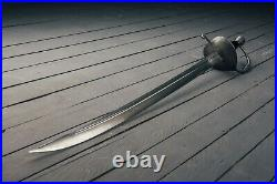 Pirates of the caribbean jack sparrow saber replica