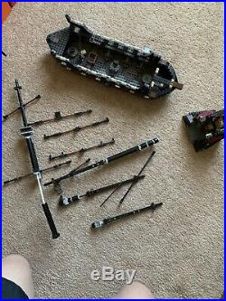 Pirates of the caribbean queen annes revenge lego parts only