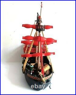 Playmobil 1978 Blackbeard's Pirate Ship & Accessories Vintage HIGHLY RARE
