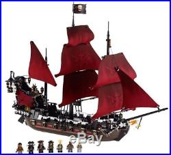 Queen Anne`s Revenge Schiff Pirates of The Caribbean Baukasten Building Blocks