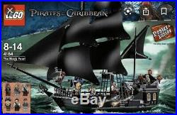 Rare lego Pirates of the Caribbean, set 4184, pre-owned, The Black Pearl, 100%