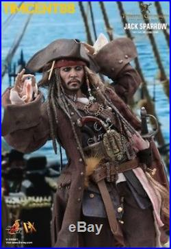 Ready Hot Toys DX15 Pirates of the Caribbean Dead Men Tell No Tales Jack Sparrow