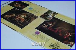 Song Story PIRATES OF THE CARIBBEAN Vinyl LP RECORD and BOOK Disneyland Disney