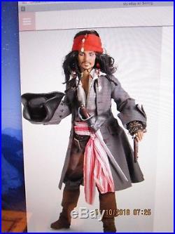 Tonner Captain Jack Sparrow Pirates of the Caribbean