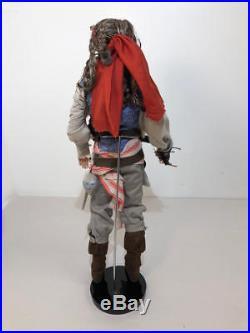 Tonner Disney Pirates Of The Caribbean Captain Jack Sparrow