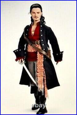 Tonner Pirates of the Caribbean Will Turner