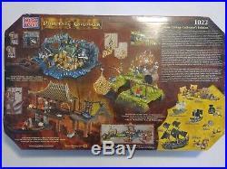 ToysRUs Mega Bloks 1022 Pirates of Caribbean Movie Trilogy Collector's Edition