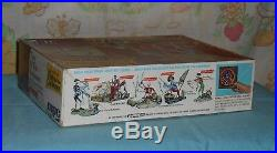 Vtg MPC Disney Pirates of the Caribbean model kit FATE OF THE MUTINEERS complete