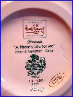 WDCC- A Pirate's LIfe for Me Limited Edition, Pirates of the Caribbean