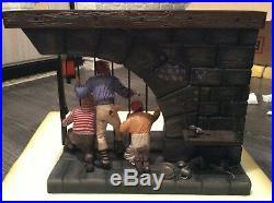 WDCC Pirates of the Caribbean Jail Scene Give Us the Key ya Scrawny Little Beast