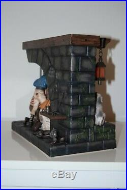 WDCC Pirates of the Caribbean Jail Scene Numbered with Original Box, and COA