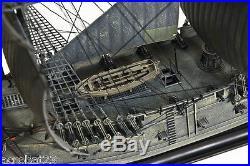 Zvezda 9037 Black Pearl Captain Jack Sparrow Ship Pirates of the Caribbean 1/72